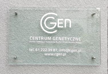 Powstanie Centrum Genetycznego w Poznaniu