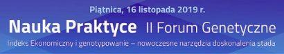 Rejestracja na II Forum Genetyczne trwa!